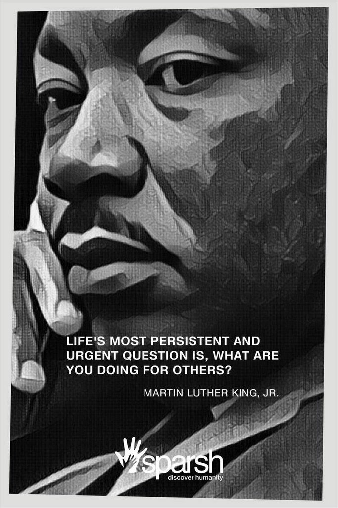 MARTIN LUTHER KING,JR